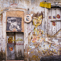 Graffiti meets Architecture in Salvador Bahia