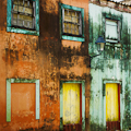 Colorful Flats in Salvador Bahia