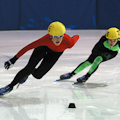The Speed Skaters
