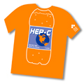 Hepatitus C, Awareness T-Shirts for Street Health