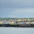 Seaside homes in Kilkee Ireland