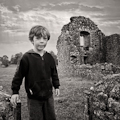 Dante at Hore Abbey, Ireland